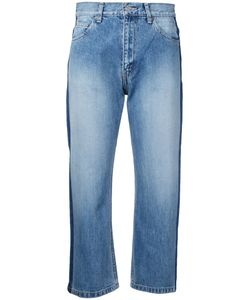 Serge De Blue | Cropped Jeans 26 Cotton