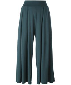 Labo Art | Pleat Cropped Trousers 1