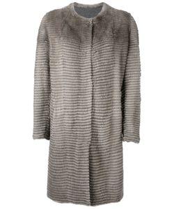 Liska | Buttoned Coat M