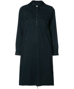 Engineered Garments | Zipped Neck Shirt Dress 3 Cotton