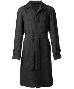 HEVO   Belted Coat Men 52