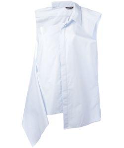 MOOHONG | Off Shoulder Top 38 Cotton
