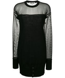 Mcq Alexander Mcqueen | Sheer Dress