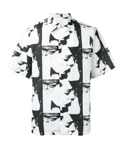 MISBHV | Printed Shortsleeved Shirt Size Small