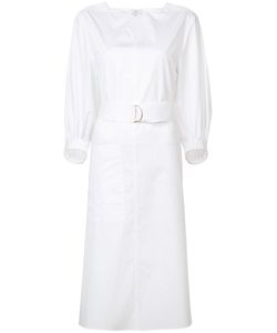 Tibi | V-Neck Dress 6