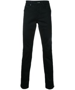 Mcq Alexander Mcqueen | Side Zip Jeans 34 Cotton
