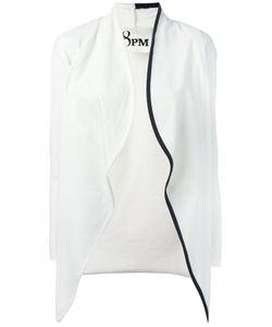 8pm   Draped Front Cardigan Medium