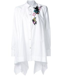 Antonio Marras | Embroidered Flowers Shirt