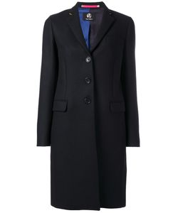 PS PAUL SMITH | Ps By Paul Smith Contrasting Collar Detail Coat 42