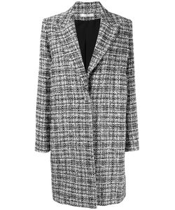 Lanvin | Boxy Tweed Coat Size 42