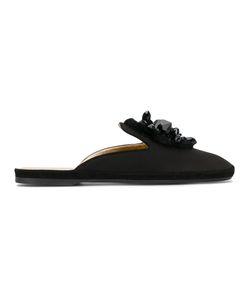 Carshoe | Car Shoe Embellished Mules