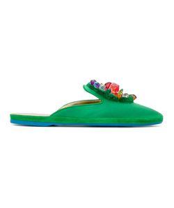 Carshoe | Car Shoe Embellished Sandals Size 36