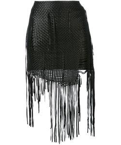 Magda Butrym | Fringed Skirt