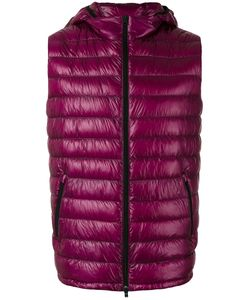 Herno | Zipped Hooded Gilet Size 50