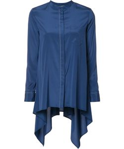 Maiyet | Draped Shirt 4 Silk
