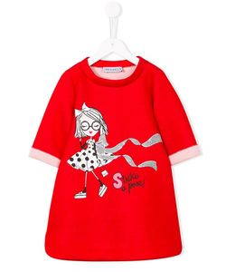 Simonetta | Strike A Pose Print Dress 6 Yrs