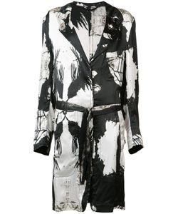 Ann Demeulemeester | Patterned Jacket Size
