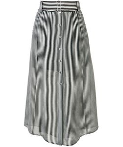A.L.C. | A.L.C. Belted Striped Skirt Size 4