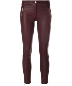 Arma | Zip Feature Cropped Trousers Women