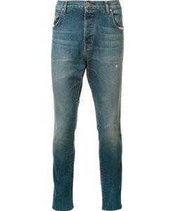 EN NOIR | Distressed Skinny Jeans Men