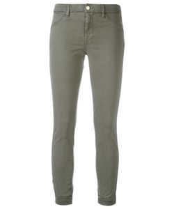 J Brand   Anja Cropped Jeans Size 30