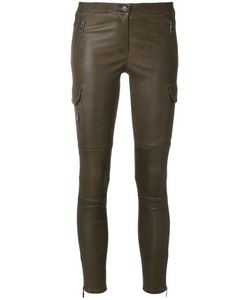 Arma | Zip Pocket Skinny Trousers Women
