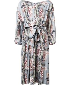 Zimmermann | Print Fla Dress 3 Viscose/Silk