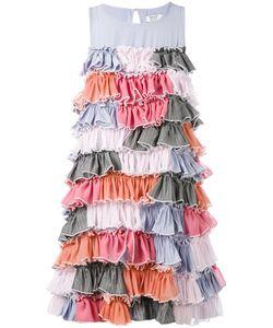 ANNA K | Layered Ruffled Dress