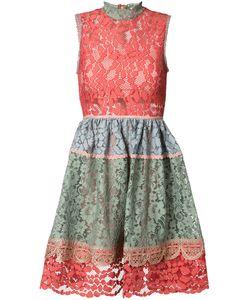 Alexis | Lace Skater Dress Medium