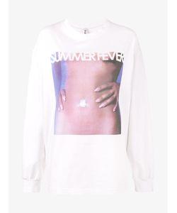 ADAM SELMAN | Summer Fever Jumper Size Xs