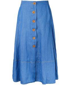Caramel   Pleated Skirt 8