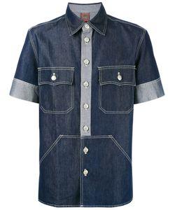 JEAN PAUL GAULTIER VINTAGE   Denim Shirt 48
