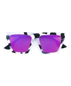 Mcq Alexander Mcqueen | Contrast-Tint Square Sunglasses