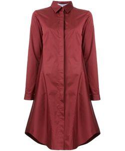 Bianca Spender | Lewis Shirt Dress 8 Cotton