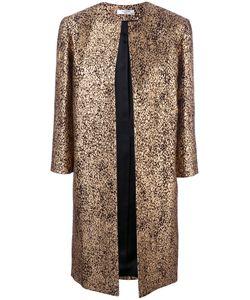 Lanvin | Jacquard Coat Size 38