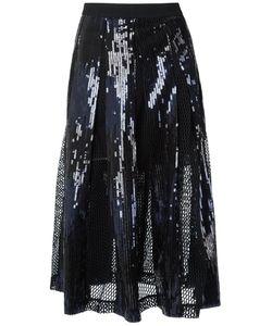 GIULIANA ROMANNO | Sequin Midi Skirt