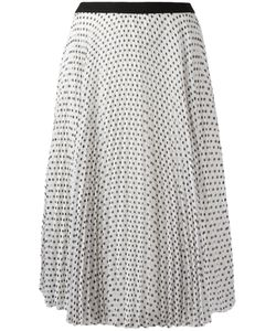 I'm Isola Marras | Polka Dot Pleated Skirt Size 40