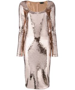 Tom Ford | Sequinned Fitted Dress