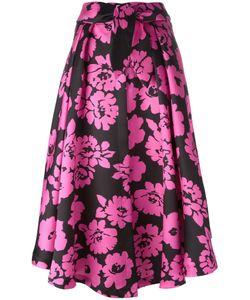 Milly | Jackie Midi Skirt 6 Polyester