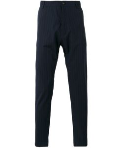 Antonio Marras | Pinstripe Tapered Trousers Size 50