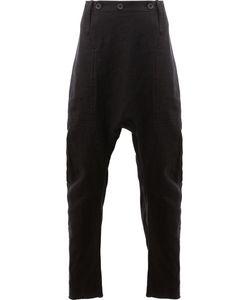 Lost & Found Ria Dunn   Drop-Crotch Trousers Medium