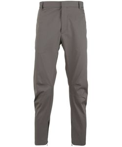 Lanvin | Ankle Zip Trousers 48 Cotton