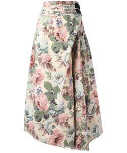 JUNYA WATANABE COMME DES GARCONS | Junya Watanabe Comme Des Garçons Vintage Asymmetric Skirt Size
