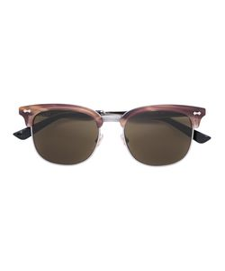 Gucci Eyewear | Embossed Sunglasses Size