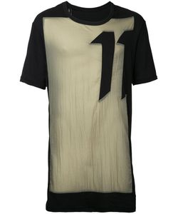 11 BY BORIS BIDJAN SABERI | Block Cut T-Shirt