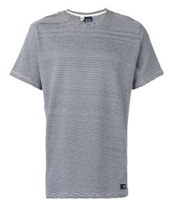 Bleu De Paname | Striped T-Shirt Size Large