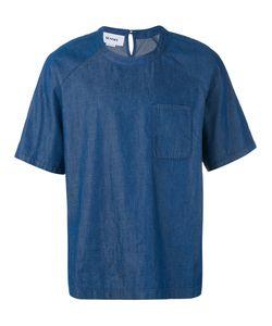 Sunnei   Chambray T-Shirt Size Small