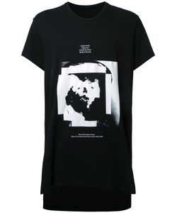 JULIUS | Text Print T-Shirt Size 2