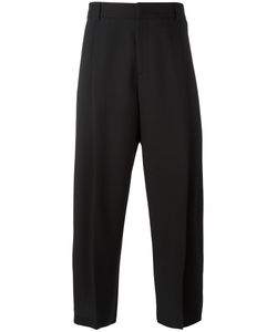 Mcq Alexander Mcqueen | Cropped Kilted Trousers Virgin