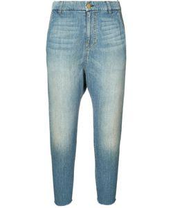 Nili Lotan | High-Waist Cropped Jeans